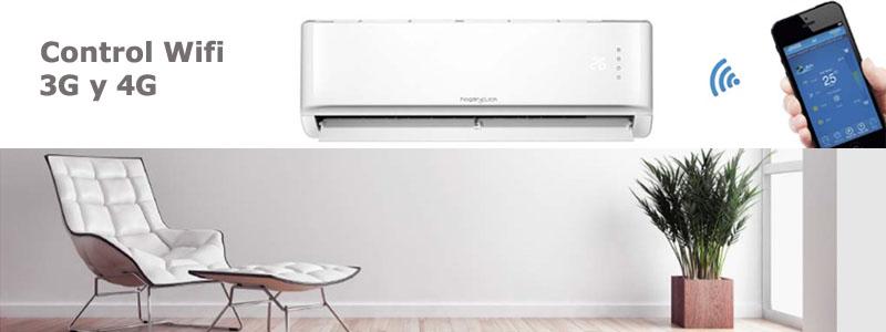 Split aire acondicionado wifi 3g 4g hogarclick mejor for Mejor aire acondicionado calidad precio