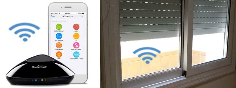 controla las persianas de tu casa por red wifi 3g y 4g